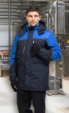 Куртка мужская утепленная Вега